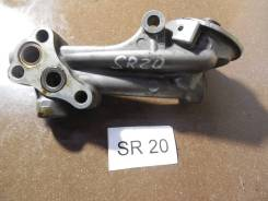Крепление масляного фильтра Nissan SR20DE , 152381N500