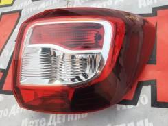 Фонарь задний правый Renault Sandero 2 Рено 2014