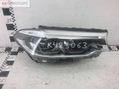 Фара передняя правая BMW 5er G30 Laser