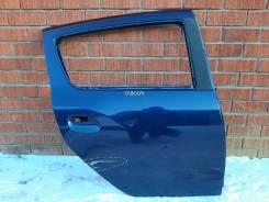 Дверь задняя правая Renault Sandero 2 2014-2020