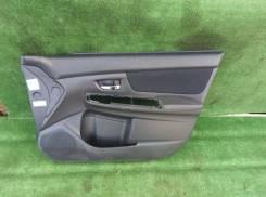 Обшивка двери Subaru Xv 2012 [94212FJ020VH] GP7 FB20, передняя правая