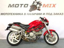 Ducati Monster 800 S2R, 2006
