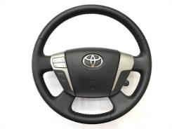 Оригинальный кожаный обод руля Toyota