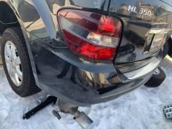 Бампер Mercedes Benz 164.186 Ml350 4Matic 2005 [A1646400871] W164.186 M272E35, задний