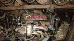 Двигатель Daihatsu Move L600S EFZL