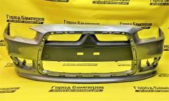 Новый передний бампер в цвет Mitsubishi Lancer 11-16 [6400D868]