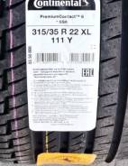 Continental PremiumContact 6, 315/35R22