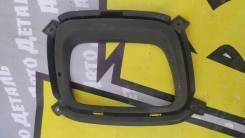 Рамка противотуманной фары левая Kia Sorento 2014