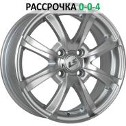Колесный диск LS 313 6x15/4x100 D60.1 ET43 SF LS
