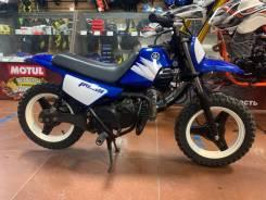 Yamaha PW50, 2002