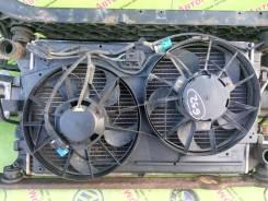 Радиатор охлаждения двигателя Ford Focus 1 (98-05г)