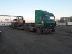 Услуги трала. Перевозка негобаритных грузов