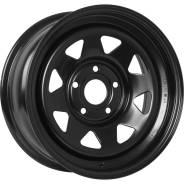 Колесный диск УАЗ 8x15/5x139.7 D110 ET-25 Black ORW