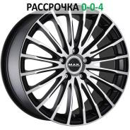 Колесный диск Fatale 8.5x19/5x112 D76 ET32 Ice_black MAK
