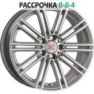 Колесный диск MM1005 8x18/5x112 D66.6 ET35 Matt_Silver_Polished 1000 Miglia