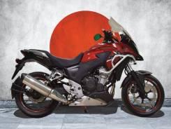 Honda CB 400 X, 2014