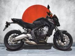 Honda CB 650 F, 2014