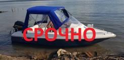 Продам катер Стрелка-М. 2007год, длина 4.80м. + Мотор меркурий 40 л. с