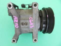 Компрессор кондиционера Nissan Cube/March, AZ10/K11, CGA3DE.92600-AN015