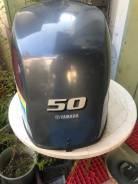 Подвесной лодочный мотор Yamaha 50 л. с Инжекторный!