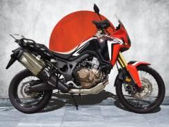 Honda CRF1000 Africa Twin, 2017
