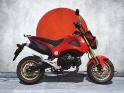 Honda Grom / MSX, 2014