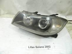 Фара Lifan Solano Lifan Solano 2012, левая передняя