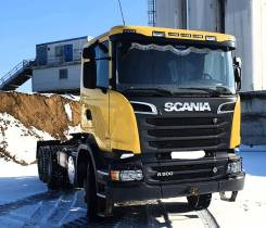 Scania R500CA, 2017