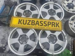 Литые диски на джип. Обмен на автошины, литые диски.