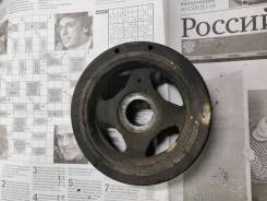 Шкив коленвала, двигатель MR 20, Ниссан Кашкай.
