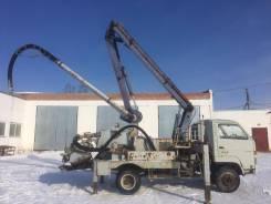 Продам роторный бетононасос