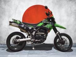 Kawasaki D-Tracker Х, 2012