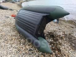 Продам лодку Solar 380 отличное состояние!