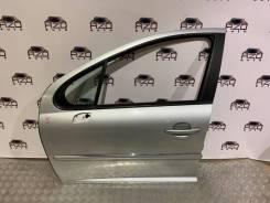 Дверь Peugeot 207 2010 [9002X5], передняя левая
