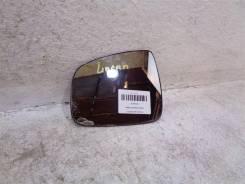 Стекло зеркала левое Renault Logan 2005-2014