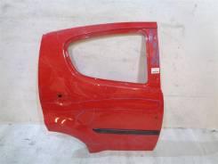 Дверь задняя правая Peugeot 107 2006-2014