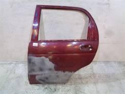 Дверь задняя левая Daewoo Matiz (KLYA) 1998 >