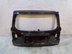 Дверь багажника Chevrolet Orlando 2011>