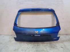 Дверь багажника Peugeot 206 1998-2012