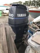 Подвесной лодочный мотор Yamaha 100 л. с