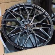 New R19 5x112 Vorsteiner VFF107 HyperBlack (#Wheelmag)