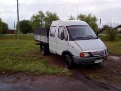 ГАЗ 33023, 1999