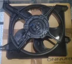 Вентилятор охлаждения Hyundai elantra XD (Tagaz)