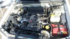 Двигатель + коса + комп Subaru Forester SF5 2000г EJ205 73.140км