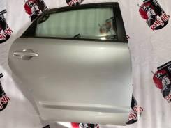 Дверь задняя правая Toyota Prius NHW20 цвет 1F7 2009 год