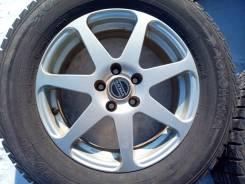 Volvo оригинальные диски R16 5*108 6,5j вылет 40 ЦО 65,1 производство