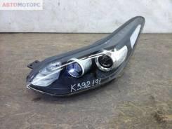 Фара передняя левая Kia Sportage 4 галоген ДХО