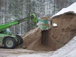 Ковш для дробления смерзшегося песка Cobra S3-150 (Финляндия)