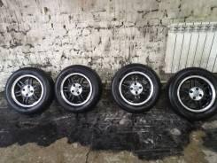 Продаю четыре колеса, резина летняя TOYO nanoenergy 3, диски Venti