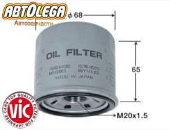 Фильтр масляный VIC C-901 Subaru Forester 2,0/2,5 97-/Impreza 1,5/2,0.